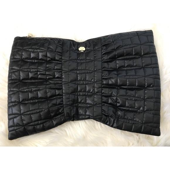 kate spade Handbags - KATE SPADE soft bag, NEW, bow shape